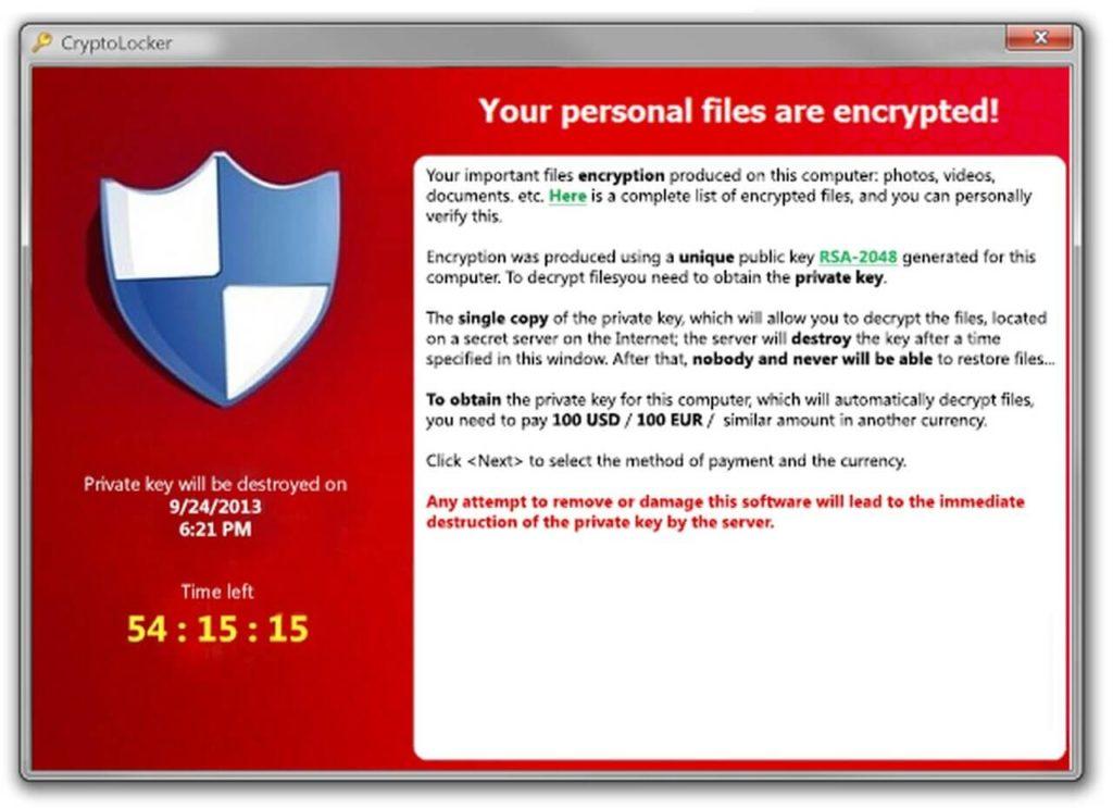 Come prevenire CryptoLocker guida helpransomware