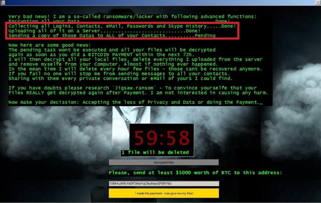 identificare il tipo di attacco ransomware guida helpransomware