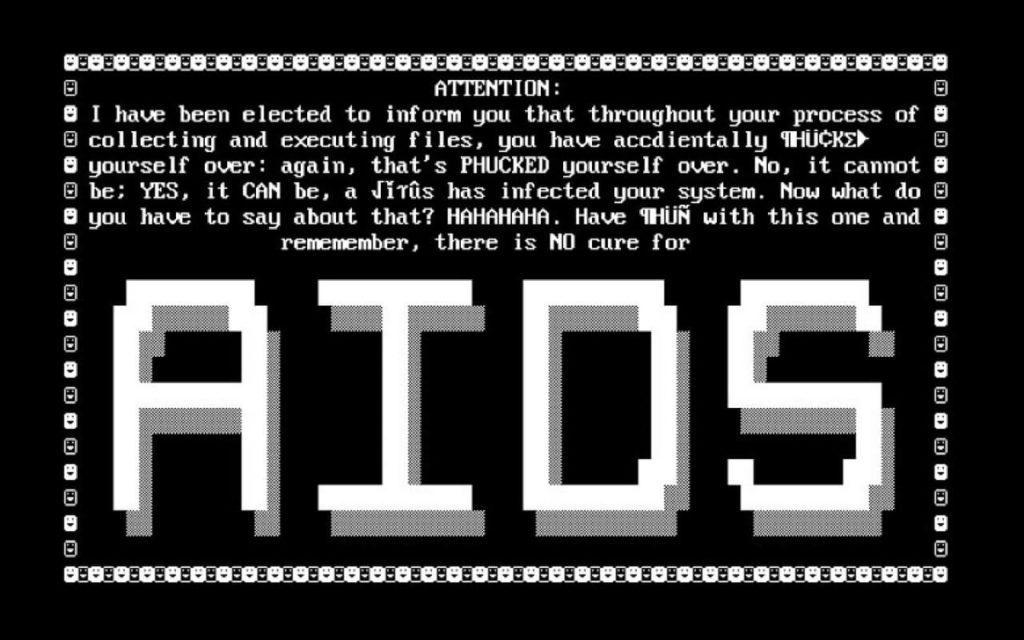 storia del primo attacco ransomware guida helpransomware