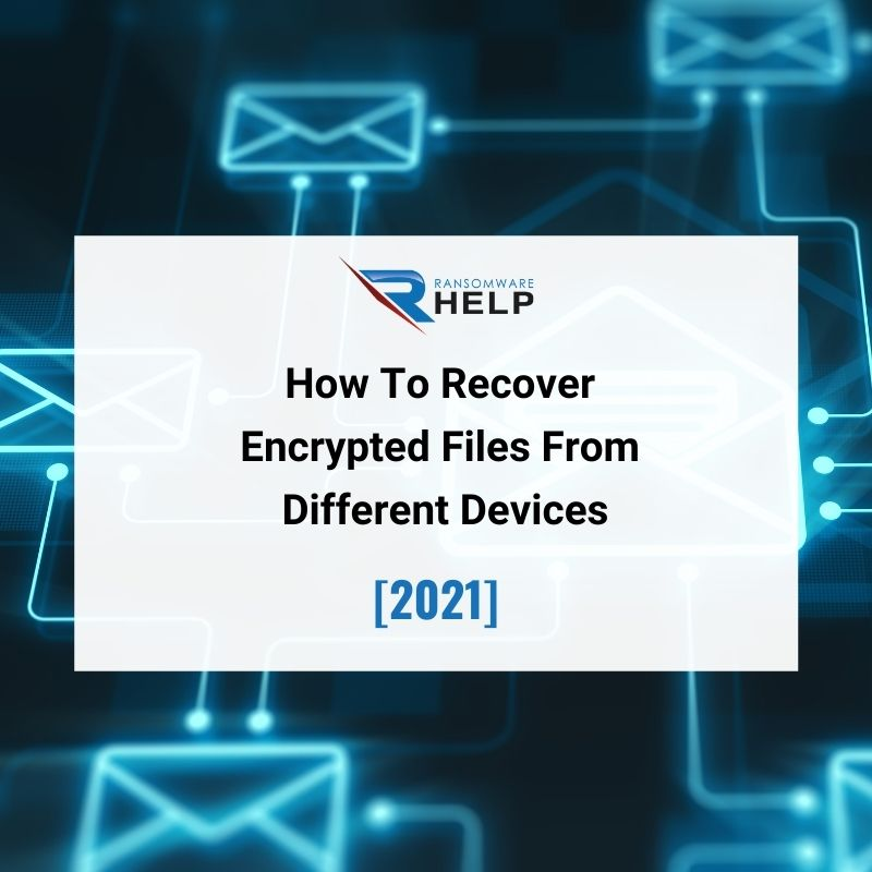 recover encrypted files