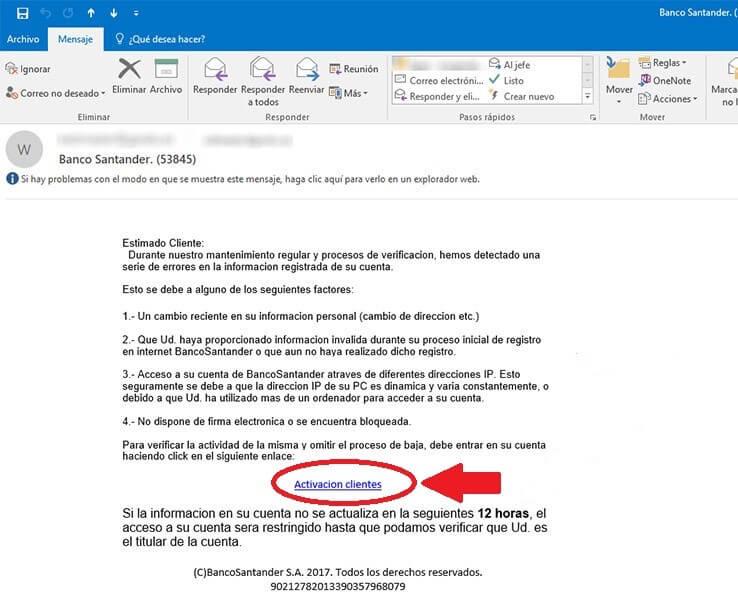 Cómo funciona el phishing guia HelpRansomware