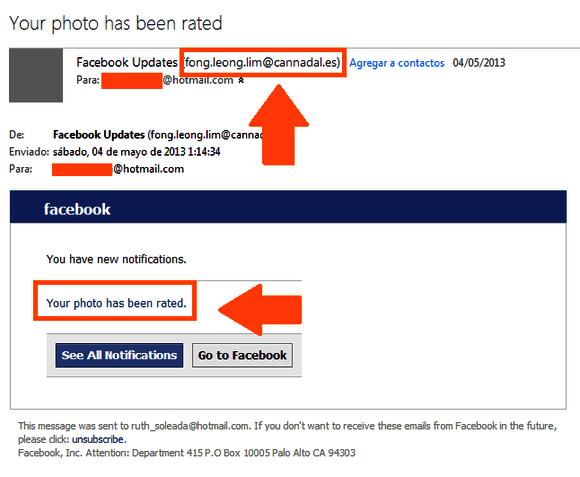 Cómo reconocer un mensaje phishing HelpRansomware