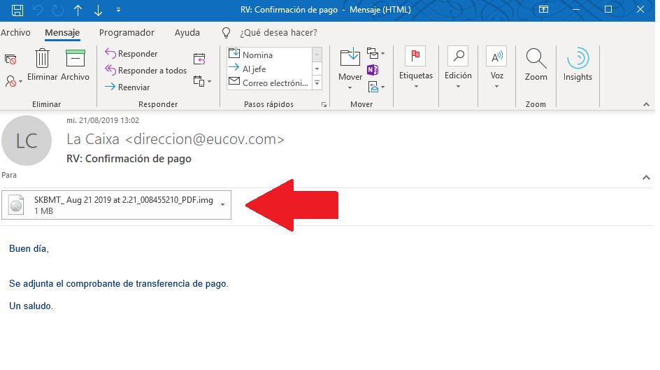 Cómo funciona el phishing HelpRansomware