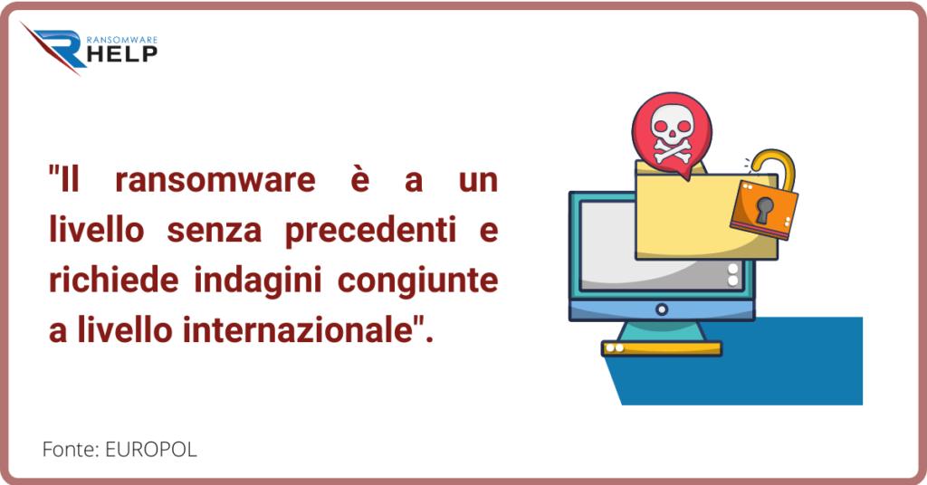 Come prevenire un attacco ransomware Help Ransomware