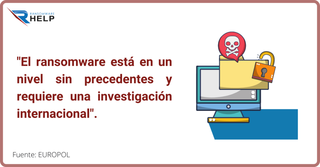 prevenir un ataque ransomware Help Ransomware